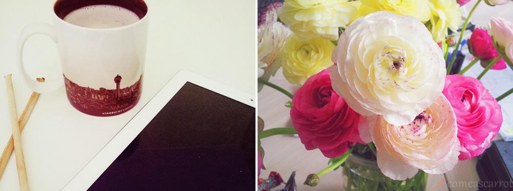 comeascarrot_starbucks_mug_ankara_flowers