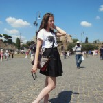 Outfit: Mickey in Bella Roma
