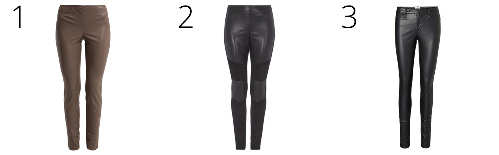 shopping, spring, picks, leggings, leather, lederleggings