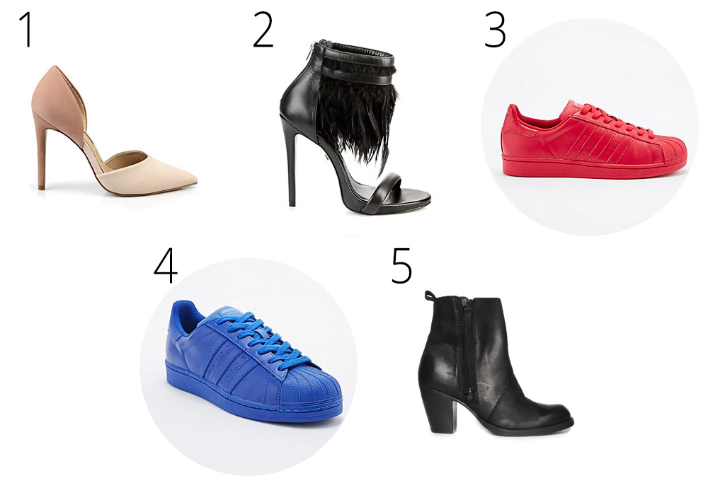 glamour shopping week 2015, deals,  buffalo, supercolor, adidas