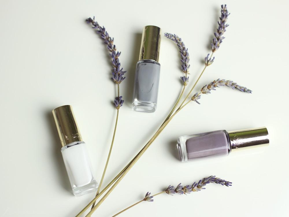 loreal, paris, L'Oréal, Dark side of grey, parisian rooftops, taupe, creme finish, lila, lavendel