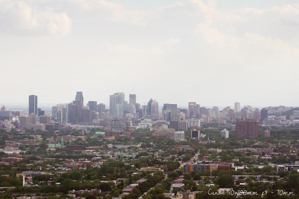 Canon EF 70-200mm f4.0 L USM Telezoom, Travel, Reiseobjektiv, Montreal, Kanada, Lens, Vergleich, Zoom, Skyline, City