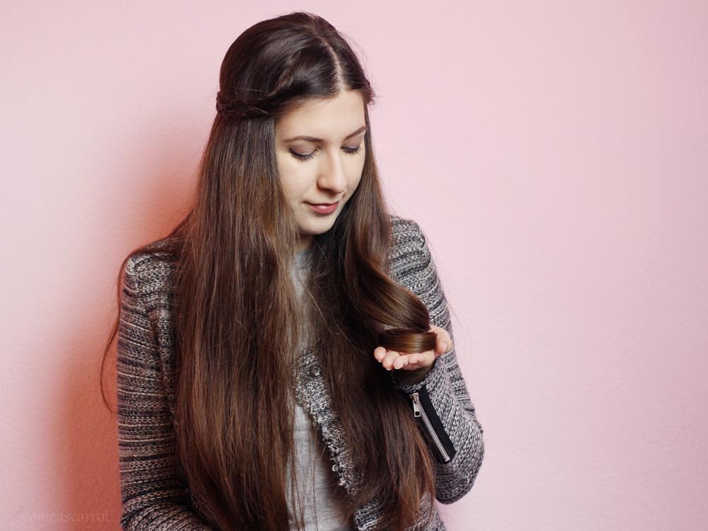 Braun Satin Hair 7 Colour Saver Lockenstab, Festive, Frisur, Feiertag, Locken, Wellen, Flechtfrisur, breiter Lockenstab, langes Haar, dicke Haarstruktur