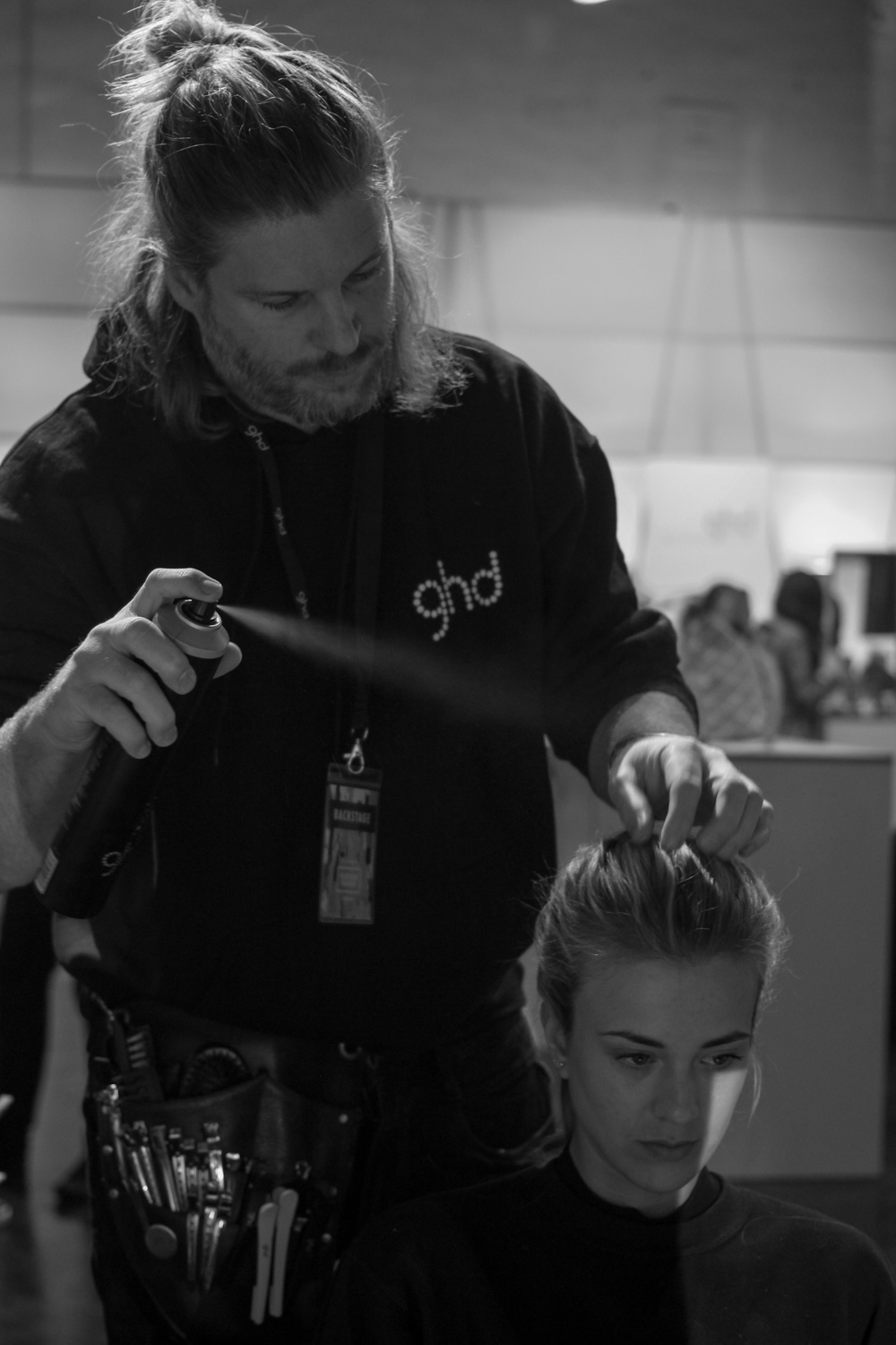 ghd, hair, trends, haar, trend, platform fashion, winter 2016, düsseldorf, runway, fashion week, hair styles, fashionblog, düsseldorf, essen, modeblog, fashion, mode, beauty, good hair day, locken, wellen, glamour waves